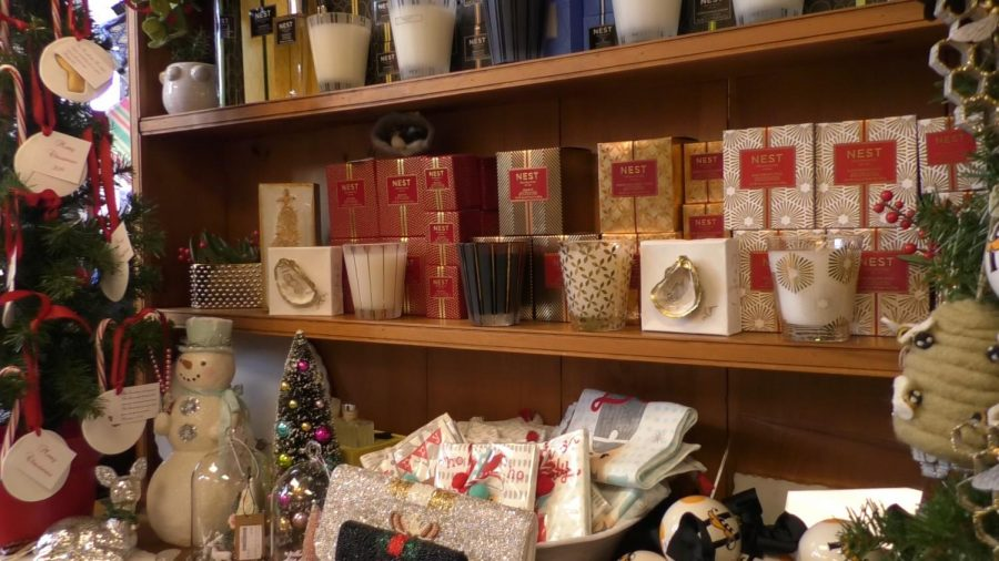 There are lots of cute gifts at the Hutchison Buzz Shop!