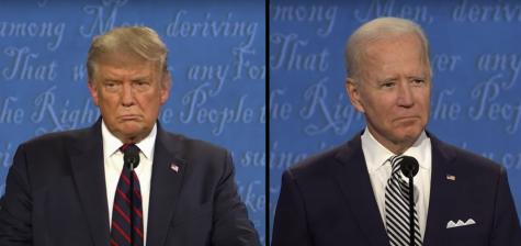 Candidates Spar in Explosive First Presidential Debate