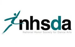Hutchison has applied for a chapter in the National Honors Society Dance Arts.