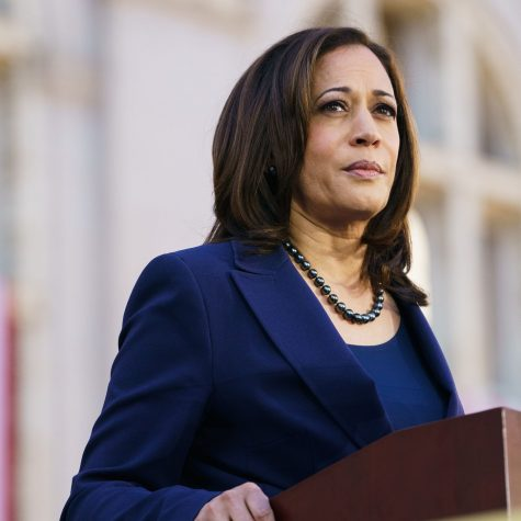 Madam Vice President, Kamala Harris, becomes a huge role model for girls all across the country.
