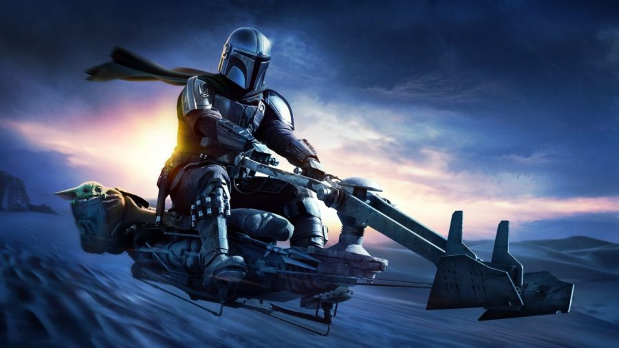 Official Image for Star Wars: The Mandalorian