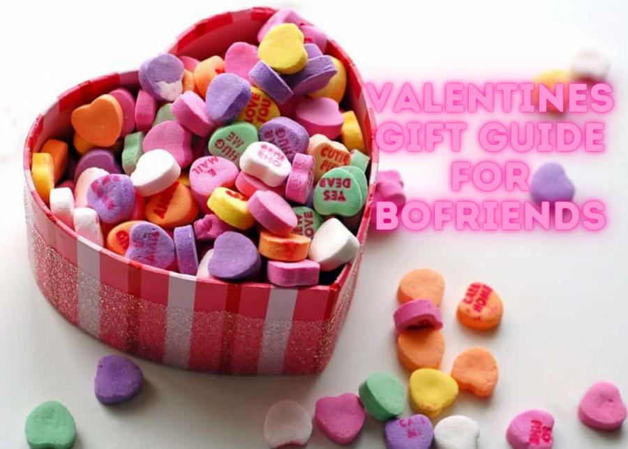 Valentines Gift Ideas for Boyfriends 2021
